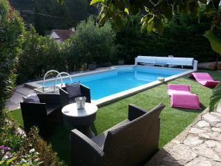 Studio avec piscine à St Cyr sur mer, Saint-Cyr-sur-Mer