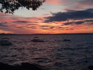 Sebago Breezin' Long Beach Sebago Lake Maine
