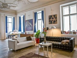 Historic flat 180m2 in the hearth of Prague