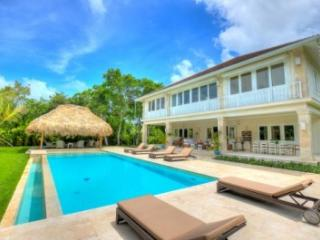 Radiant 4 Bedroom Villa in Punta Cana
