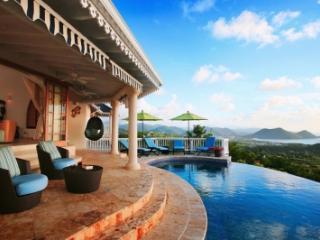 Amazing 4 Bedroom Villa in Gros Islet