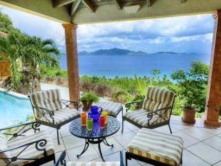 Quaint 3 Bedroom Villa on Tortola