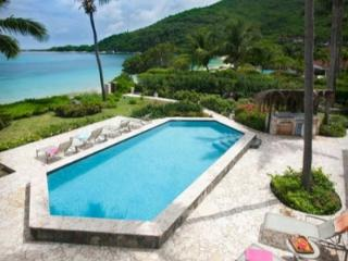 Amazing 6 Bedroom Villa on Mahoe Bay, Virgen Gorda