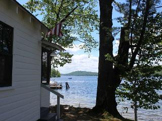 So Close to Lake Winnipesaukee You Can Hear the Fish Jump (WIL99W), Meredith
