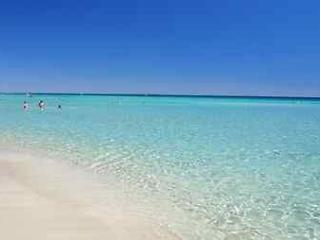 turquoise sea, apartment June-July, 6pax, Salento, Torre San Giovanni