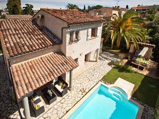 06.295 - Villa with privat..., Golfe-Juan Vallauris
