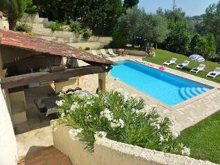 06.122 - villa de charme wi..., Saint Jeannet