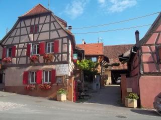 domaine de la vieille forge, Beblenheim
