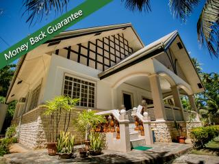 Panglao Villa Bohol with swimming pool perfect for family reunion, Panglao Island