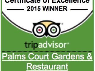 Tripadvisor Winner 2015