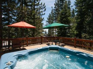 Silver Tip - 3 BR Lake View Home with Hot Tub. - From $220/night!, Tahoe City