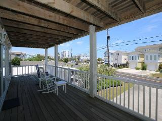 Ocean Oasis - Soak in the sun at this oceanview condo with easy beach access, Kure Beach