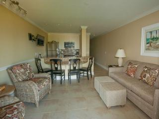Newly renovated 1 bedroom, 1 bath,  oceanfront Ocean Dunes Villa, Hilton Head