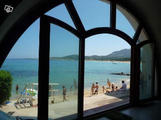 Face à la mer, Algajola