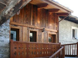 Bellissima casa accogliente nel borgo di Arvier