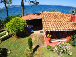 ROME!! House with Privat Beach, Bracciano
