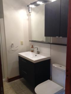 Newly Renovated Bathroom #2 with Shower