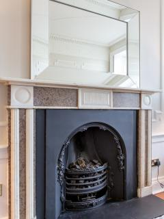 Traditional Fire Place