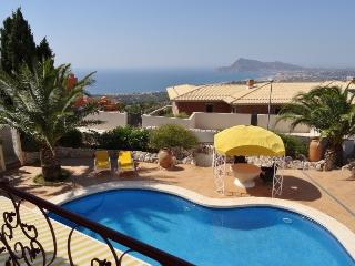 Altea Hills 2BR with private pool and sea views, Altea la Vella
