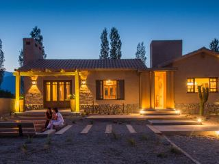 An Adobe Vineyard Retreat in Luxury Estate