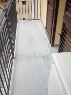 uno dei balconi
