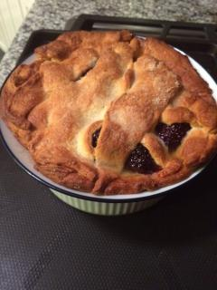 Berry Cobbler anyone?~Just one of the special order items available (in season)