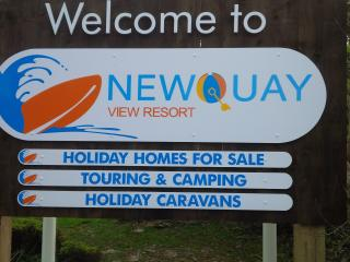 Newquay View Resort Ocean Holiday Home O159