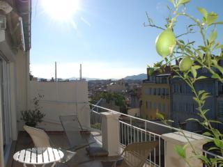 TERRASSE DE SYLVABELLE, Marsella