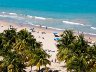 Breathtaking View. **New** A Beachfront Gem, Isla Verde