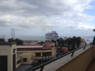 Top Floor City Center-200m ocean,old town, mercado, Funchal