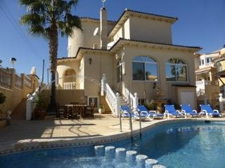 Costa Blanca South - 6 Bed Villa - EL Galan #C/Mon, Torrevieja