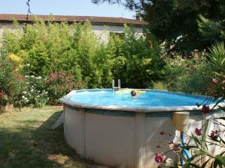 maison  vigneronne avec piscine