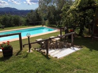 Tuscan Villa rental near Lucca Private pool