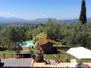 Tuscan Villa rental near Lucca Private pool