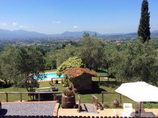 Affitto Villa Toscana vicino Lucca privati piscina