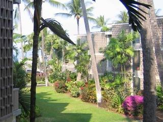 Partial Ocean Views from Alii Villas 215, Kailua-Kona