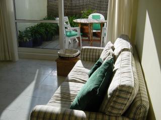 Apartamento Nigrán 1 dorm. terraza ajardinada, Nigran