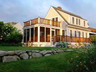 Athena Cottage by the Sea:  Great ocean views from two decks! 1 mi from beach, Rockport