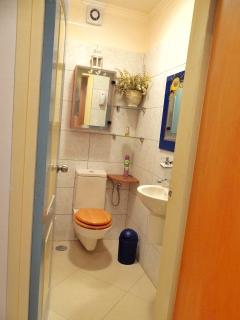 Guest toilet.