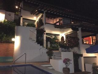 Suite Casita above Zona Romantica in Old Town, Puerto Vallarta