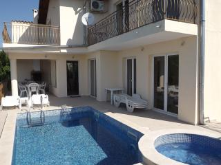 Terrace, Pool and Jacuzzi