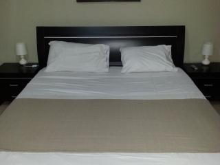 Modern Serviced one bedroom apartment in Accra with swimming pool