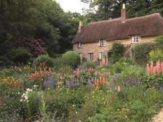 Thomas Hardy's cottage where he wrote many of his famous books including Far from the Madding Crowd