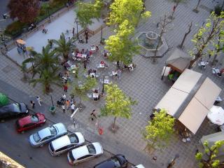 Amplio piso céntrico y luminoso, Granada