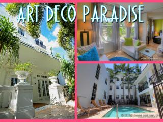 $95/night & up in Paradise! South of 5th Art Deco, Miami Beach