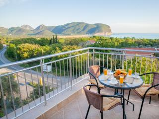 Pansion Nobel-Triple Studio with Balcony/SeaView12, Petrovac