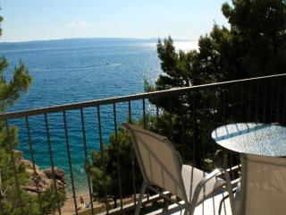 Brand new sea view 2+2 Apartment Vix, Brela