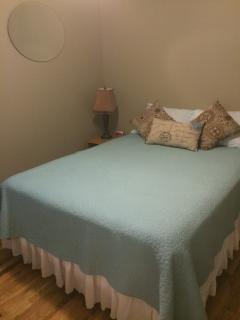 Your Guest Bedroom...WIth Queen Size Bed