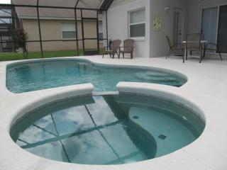 South facing pool. Indian Creek 4 bedroom Home just 3 miles from Disney