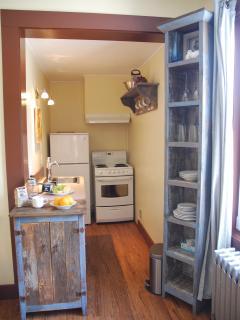 Herridge Lane Suite Kitchen